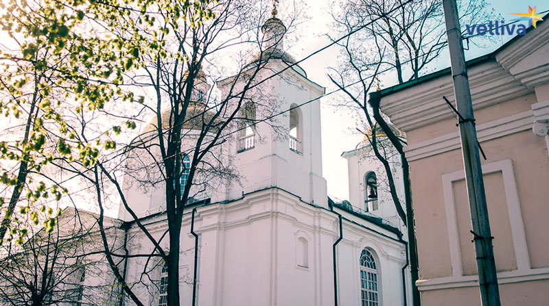 Epiphany Church in Polotsk