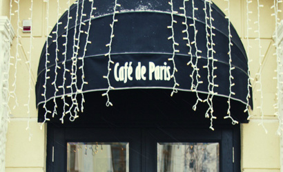 "Restaurant ""Café de Paris"""
