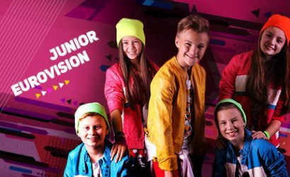 Eurovision Junior: #light up with rising stars